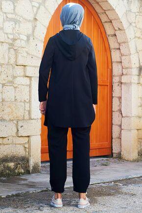 Siyah Mila Takım - SRK15642 - Thumbnail