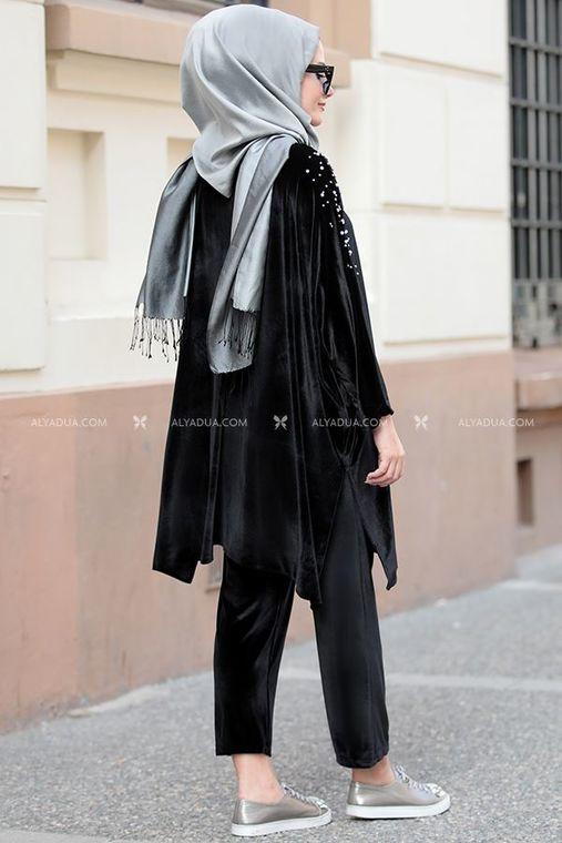 - Siyah Serra İkili Takım - ST12620 (1)