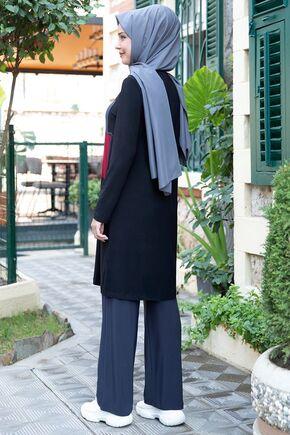 Siyah Sopr Takım - ES15427 - Thumbnail