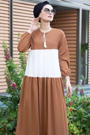 Taba Farah Elbise - SES15382 - Thumbnail