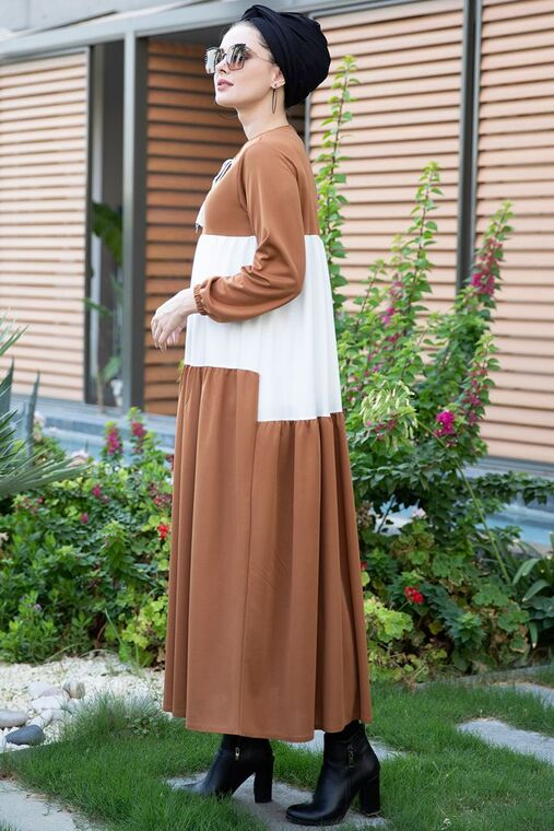Taba Farah Elbise - SES15382