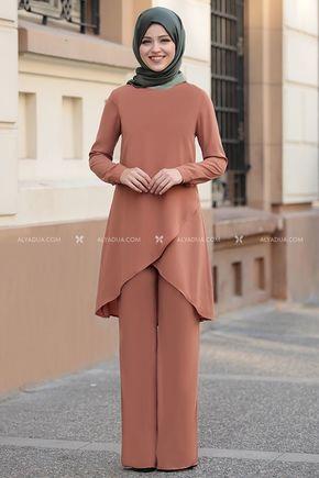 Dress Life - Taba Sena İki Takım - DL14209