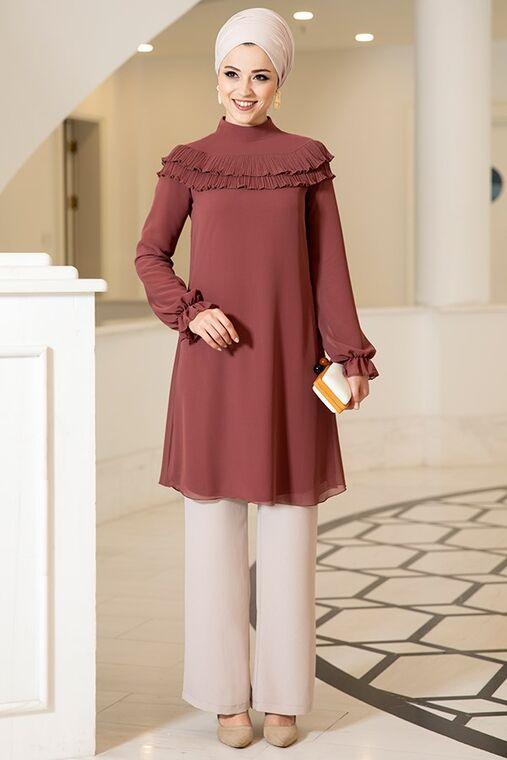 Dress Life - Tarçın Elvin Tunik - DL16180