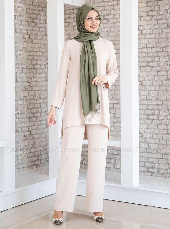Fashion Showcase - Taş Ada Takım - FS15258