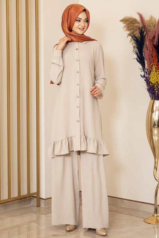 Fashion Showcase - Taş Aerobin Bahar Takım - FS15879
