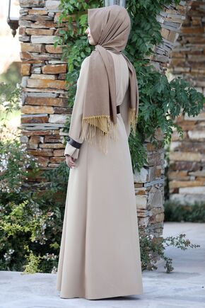 Vizon Naz Elbise - SA15596 - Thumbnail