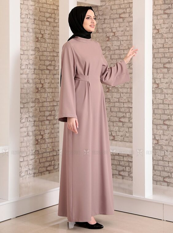 Fashion Showcase - Vizon Yonca Abaya Elbise - FS15212
