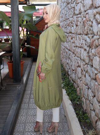 Yeşil Kumsal Kap - ES15237 - Thumbnail