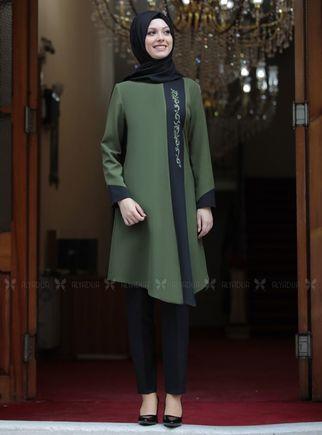 Semra Aydın - Yeşil Otantik Takım - SA14523