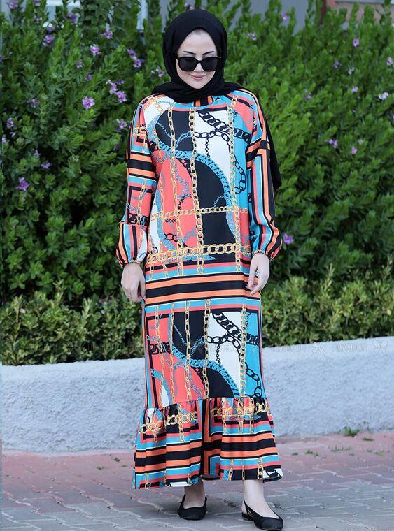 Seda Tiryaki - Yıldız Elbise - ST15108