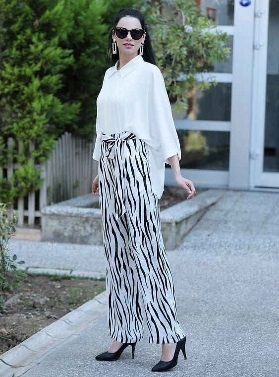 Zebra İkili Takım - MOR15368