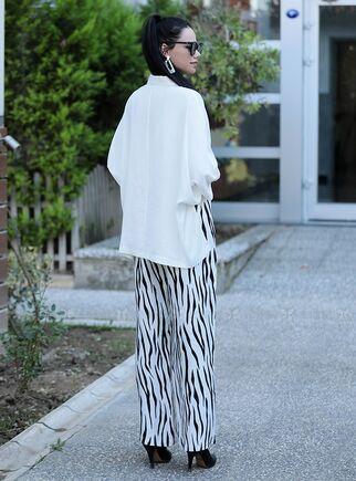 Zebra İkili Takım - MOR15368 - Thumbnail