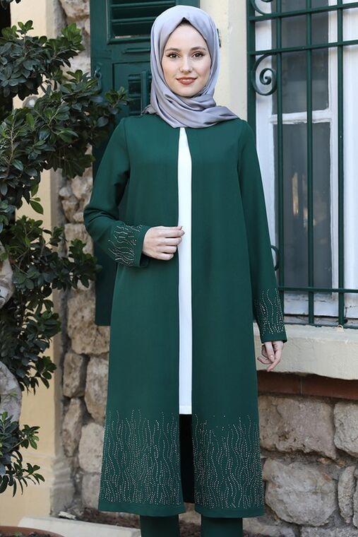 Emsale - Zümrüt Esila İkili Takım - ES15836