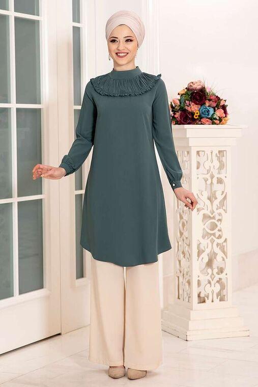 Dress Life - Zümrüt Sima Tunik - DL16125